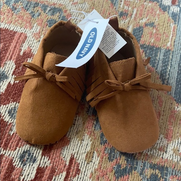 Old Navy Shoes | Baby Moccasins | Poshmark